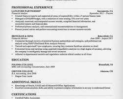 Cost Accounting Resume 100 Sample Emt Resume 3 Example Of Two Weeks Notice Emt