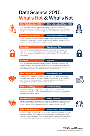 What Should Be The Key Skills In Resume Infographic Data Science 2015 What U0027s U0026 What U0027s Not