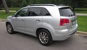 2011 kia sorento u s built cuv review and road test