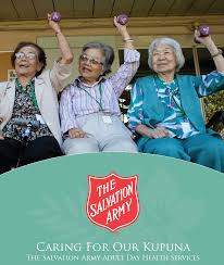 salvation army thanksgiving volunteer hawaiian and pacific islands division day health services