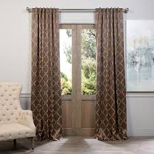 108 Inch Panel Curtains Amazon Com Half Price Drapes Boch Kc25 84 Blackout Curtain 50 X