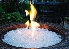 Fire Pit Glass Beads by Fireplace Rocks Ebay