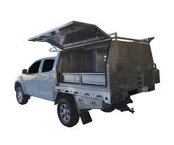 Land Cruiser Aluminium Canopy by Aluminium Ute Canopies Tong Metal