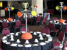 basketball party table decorations 88 best planning for the future images on pinterest birthdays