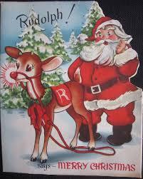 420 best fashioned cards reindeer deer images