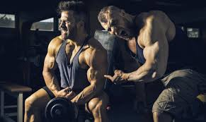 Ronnie Coleman Bench How Heavy Should I Lift To Build Muscle Heavy Or Light