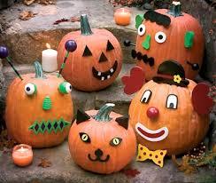 pumpkin decoration inhabitots