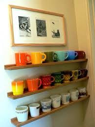 under cabinet coffee mug rack closet coffee mug rack plans together with coffee mug storage box