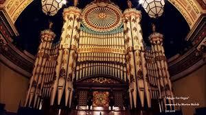 adagio for organ