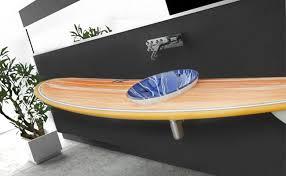 Surfboard Bar Table Ways To Repurpose Surfboards In Interior Designs