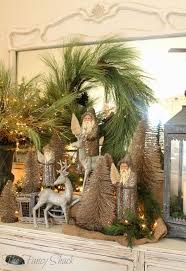 best 25 christmas mantles ideas on pinterest christmas mantle