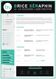 Sample Resume Design well designed resume examples for your inspiration