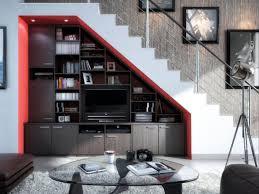 bureau sous escalier aménagement bureau sous escalier fashion designs