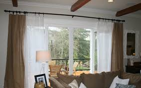 sliding glass door covering options drapes for sliding glass doors trendslidingdoors com