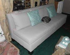 diy build your own storage sofa for under 200 make modifications