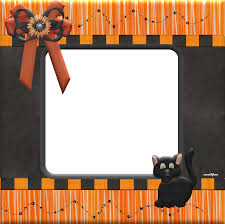 halloween frame clipart halloween photo frames u2013 festival collections