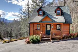 bear paws 1 bedroom cabin located in gatlinburg