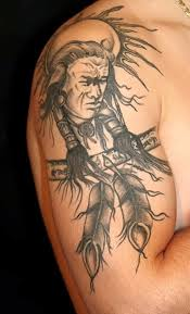 gallery for indian tattoos for