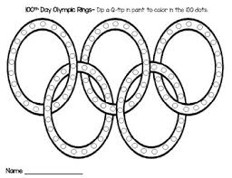 olympic rings color images Olympic rings teaching resources teachers pay teachers jpg