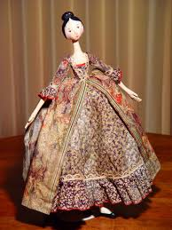 cloth doll making sewing patterns by barbara schoenoff