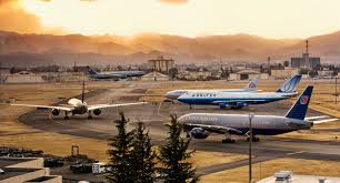 Yokota Air Base Map Follow Me Yokota Airmen Assist Transitory Aircraft On The Move