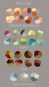 Best Design Colors Best 25 Skin Color Palette Ideas On Pinterest Skin Palette
