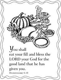 christian thanksgiving coloring pages for arts