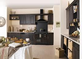 bistrot et cuisine table haute ilot central 12 exemple cuisine style bistrot