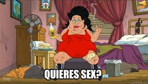 American Dad Meme - quieres sex american dad mexican brothel quickmeme
