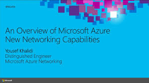 Azure Overview by An Overview Of Microsoft Azure Networking Capabilities Microsoft