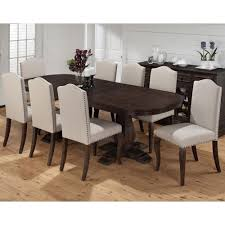 Terrace Dining Room Jofran Grand Terrace Dining Table And Upholstered Chair Set Jofran