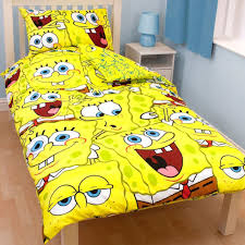 Spongebob Room Decor by Spongebob Squarepants Theme Kids Room Decorating Ideas