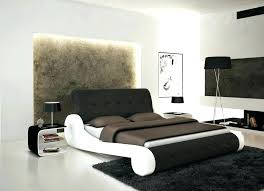 Bedroom Furniture Naples Fl Naples Bedroom Set Modern Black And White Leather Bed Black