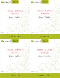 free label template for word wine label template make your own wine labels