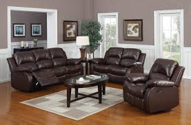 Slipcovers For Leather Recliner Sofas Triple Reclining Sofa Taupe Leather Theatre Triple Reclining