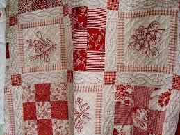 red patchwork quilts redwork quilt patchwork red patchwork quilt