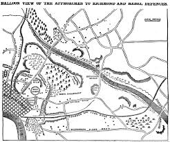 Richmond Ky Map The American Civil War