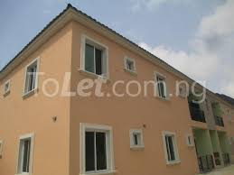 3 bedroom flat apartment for rent by shoprite osapa london lekki