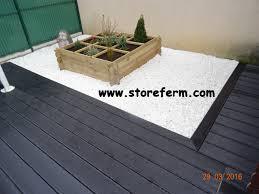 photo terrasse composite terrasse en composite storeferm 02 43 23 49 59