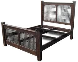 Rustic Wood Bedroom Furniture - wood bedroom furniture and beds san diego rustic furniture store