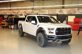 Ford Raptor Model Truck - 7 cool facts about the 2017 ford f 150 raptor motor trend