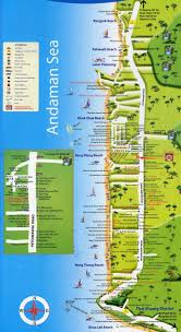 Phuket Map 81 Best Khao Lak U0026 Phuket Thailand Trip Planner Images On