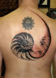 shell back tattoo meaning 40 shell tattoos make you wonder sea
