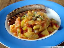 recette de cuisine courgette poêlée de pommes de terre nouvelles et courgettes recette de cuisine