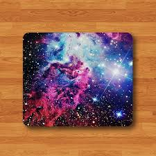 Gifts For Office Desk Nebula Galaxy Hipster Teen Dark Space Mouse Pad Mousepad Office