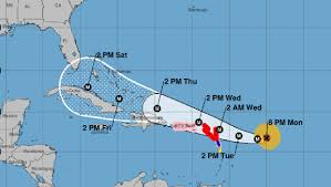 Jekyll Island Map Hurricane Irma Now A Category 4 Storm Florida Gov Scott Declares
