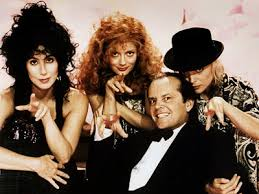 scare me on fridays on now the witches of eastwick 1987