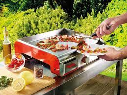 cuisine à la plancha électrique 12 idées pour cuisiner en extérieur galerie photos d article 12 12