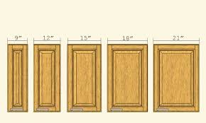 cabinet door sizes chart kitchen cabinet door dimensions home design interior and with sizes