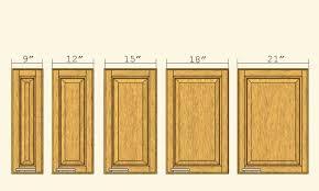 Cabinet Door Dimensions Kitchen Cabinet Door Dimensions Home Design Interior And With